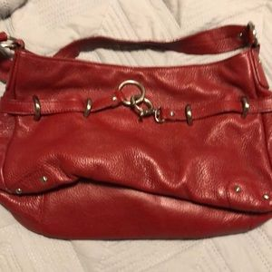 Alfani Leather purse with wallet